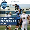 Purchase Ad Space in Our Football Program
