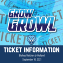 Kickoff Time Change and Ticket Order Information