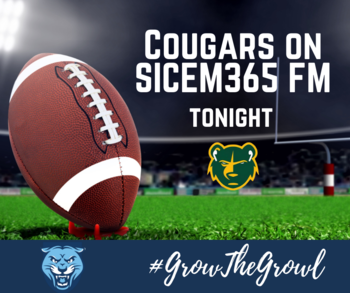 Cougars on SicEm365 FM