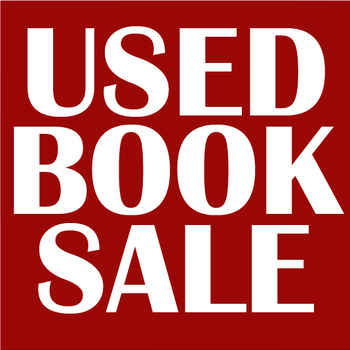 PTO Used Book Sale: 1⁄2 PRICE SALE
