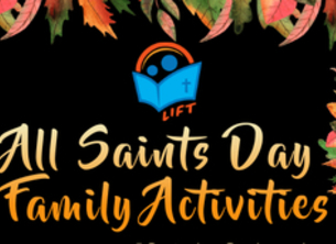 All Saints Day Family Activities