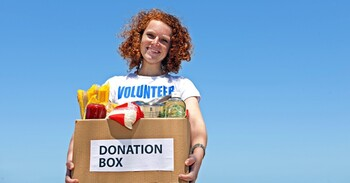 Food Pantry Collection Next Weekend