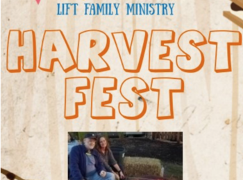 Family Harvest Fest.   You won't want to miss this!