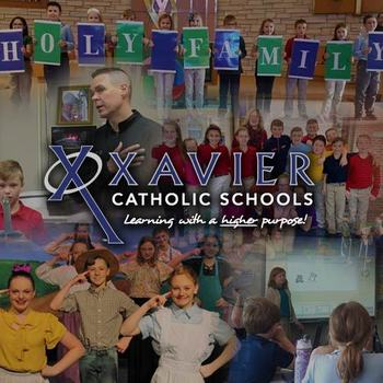 Message from Xavier Catholic School Administrators