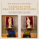 7 Day Candle Intention Request