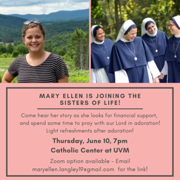 Evening with Mary Ellen
