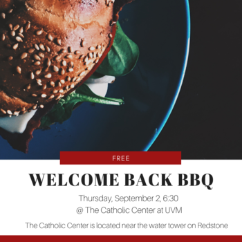 WELCOME BARBECUE