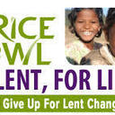 Lenten Rice Bowl Collections