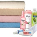 Personal Care Items and Bedding Drive