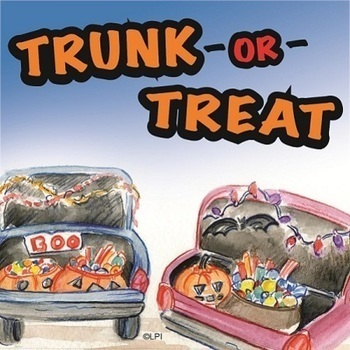 Pictures from Trunk or Treat