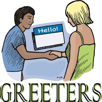 Greeter & Ambassador Training July 30
