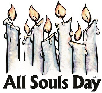 All Souls Prayer Candle.