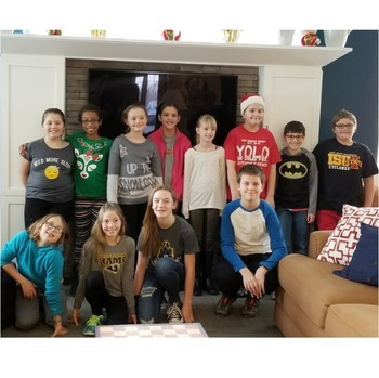 Tweens December Gatherings
