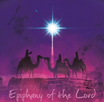 Home Blessing for Epiphany