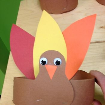 Thanksgiving Crafts for Everyone