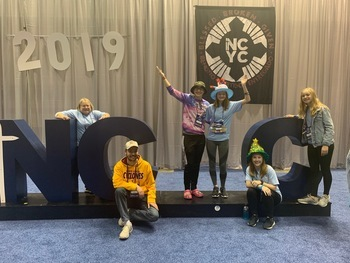 Our Teens at NCYC 2019