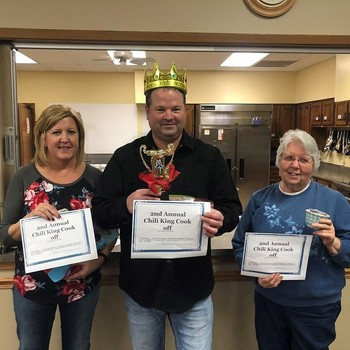 Knights of Columbus Chili Cook-off