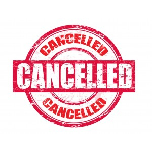 Youth Activities scheduled for tonight are cancelled.