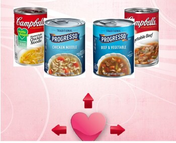 Food Pantry Needs for February
