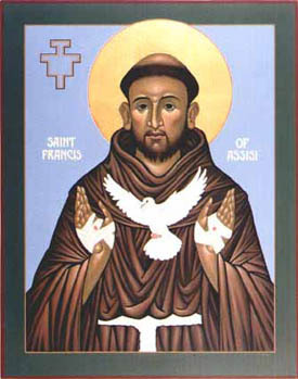 Feast of St Francis of Assisi