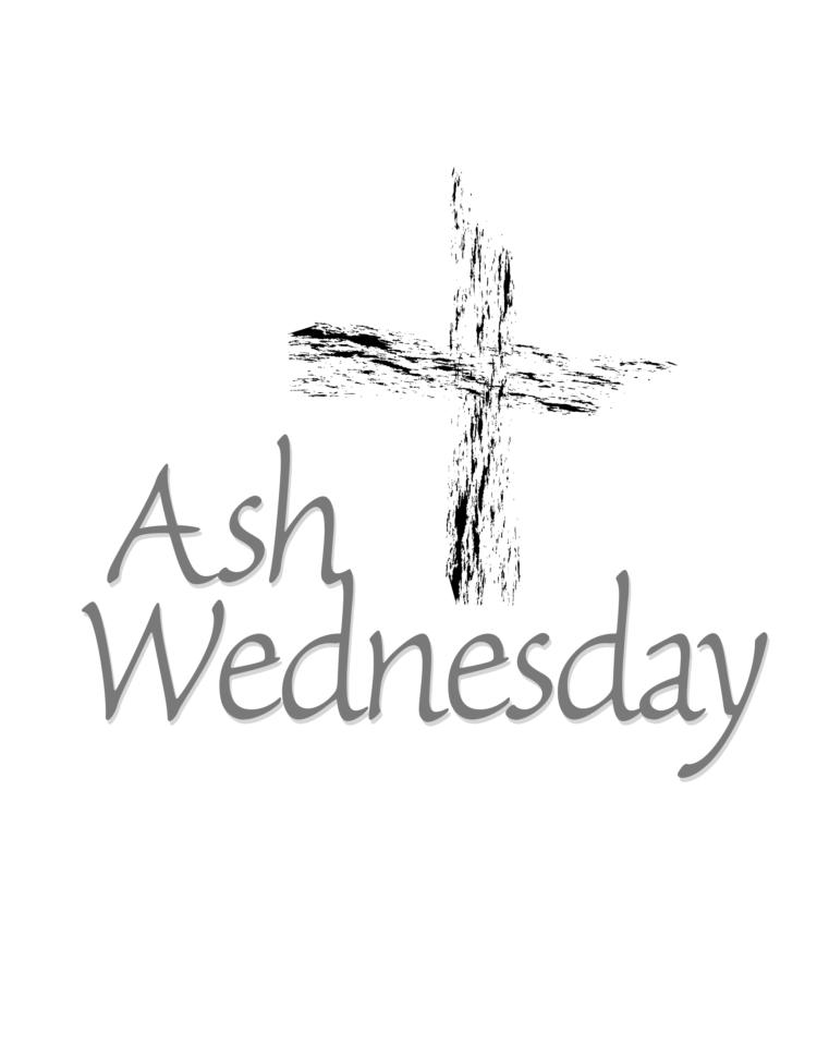 Ash Wednesday - March 5