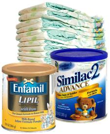 Respect for Human Life - Infant Supplies