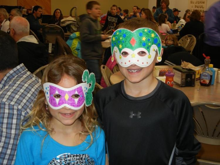 Pictures from Mardi Gras/Valentines Dance