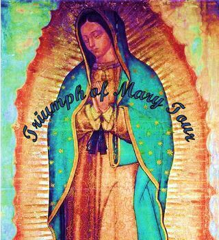 Visiting Image of Our Lady of Guadalupe