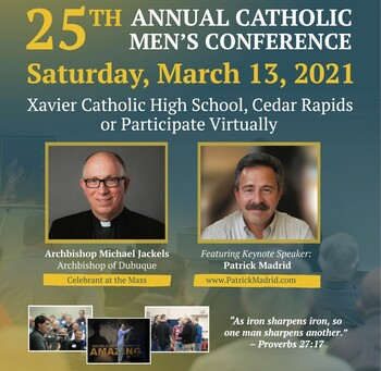 Archdiocese Men's Conference