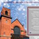 Immaculate Conception & Christmas Mass Schedule