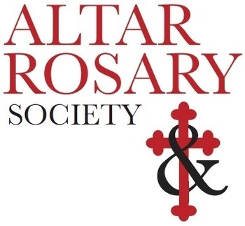Altar & Rosary Society Monthly Meeting