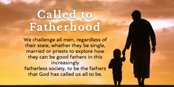 "6th Annual ""Be a Man"" Catholic Men's Conference to be held on April 25th"