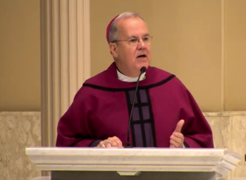 Bishop Joseph Bambera's Homily on Ash Wednesday 2020