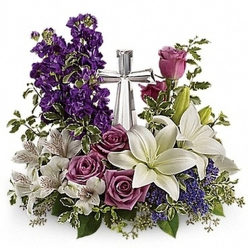 Remember a Loved One with our Easter Flowers Offering this Lent