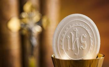 A Prayer of Spiritual Communion when you are unable to Receive The Eucharist