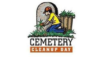 Cemetery Cleanup Sponsored by the Knights of Columbus