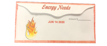 SECOND COLLECTION FOR ENERGY NEEDS