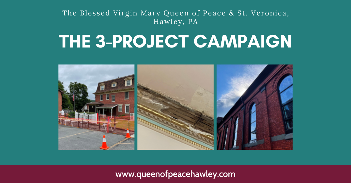The 3-Project Campaign