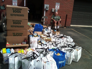 The Bag-a-Month Food Collection Celebrates 9 Years!