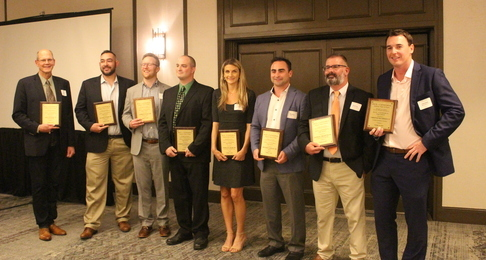 Rice Welcomes 9 New Members of the Athletic Hall of Fame