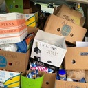 Rice Food Drive is a SUCCESS!