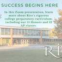 Learn more about Rice's Academic Program