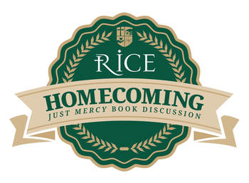 """2020 Homecoming: """"Just Mercy"""" Book Discussion"""