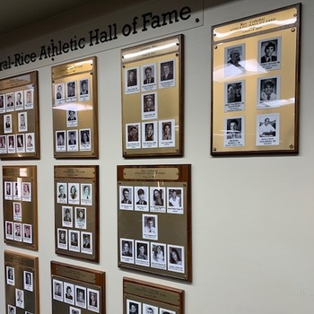 Rice announces latest inductees to the Rice-Cathedral Hall of Fame
