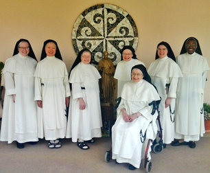Dominican Nuns at the Monastery of the Infant Jesus
