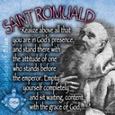 From Sinner to Saint: St. Romuald shows us how