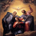 Communion with the Human/Divine Immaculate Conception