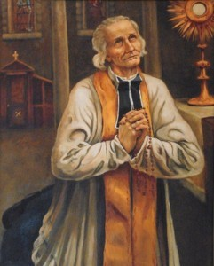 St. John Vianney pray for us!
