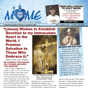 MOME Newsletter: December - February