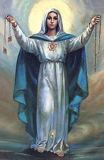 Missionaries of Our Mother of the Eucharist Prayer Cenacle